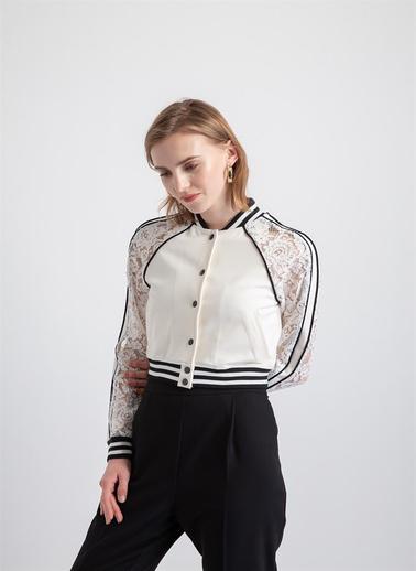 Fracomina Sweatshirt Beyaz